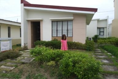 Caroline House Model with Rayn Aberia