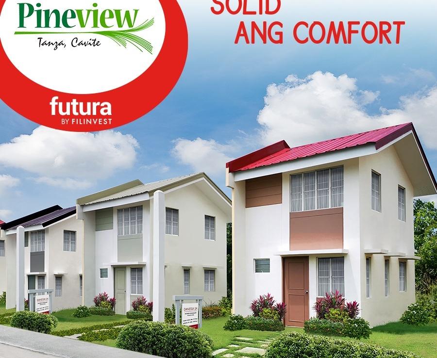 Danessa House Model Tanza Cavite