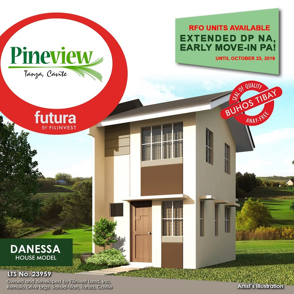Danessa House Model Pineview Tanza Cavite Philippines