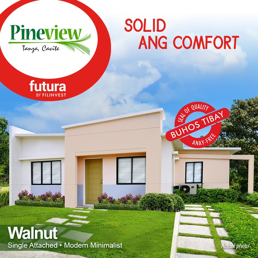 Walnut Model Tanza Cavite