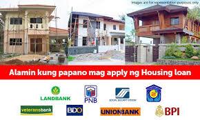 Mga bagay na dapat mong malaman tungkol sa housing loan