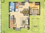 Iris Floor Plan 1