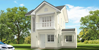 Iris House Model Princeton Heights Bacoor