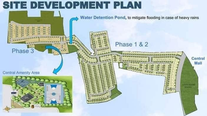 Chopin by Filinvest Site Development Plan