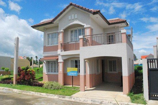 Cypress House Model - Palmridge - Sto. Tomas - Batangas - Futura Homes by Filinvest