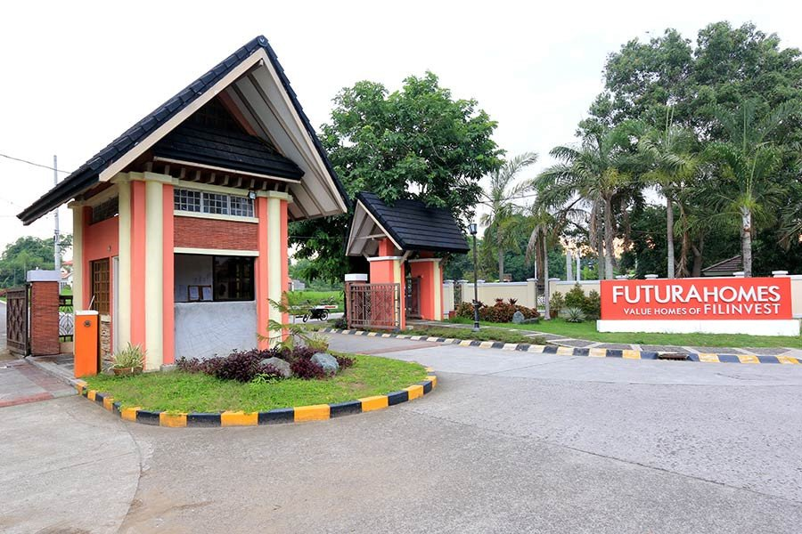 Featured Entrance Gate - Palmridge - Sto. Tomas - Batangas - Futura Homes by Filinvest