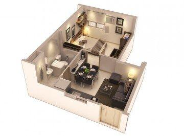 Floor-Plan-1-Bedroom-Unit-8-Spatial-Davao-Futura-by-Filinvest