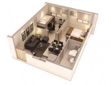 Floor-Plan-2-Bedroom-Unit-8-Spatial-Davao-Futura-by-Filinvest