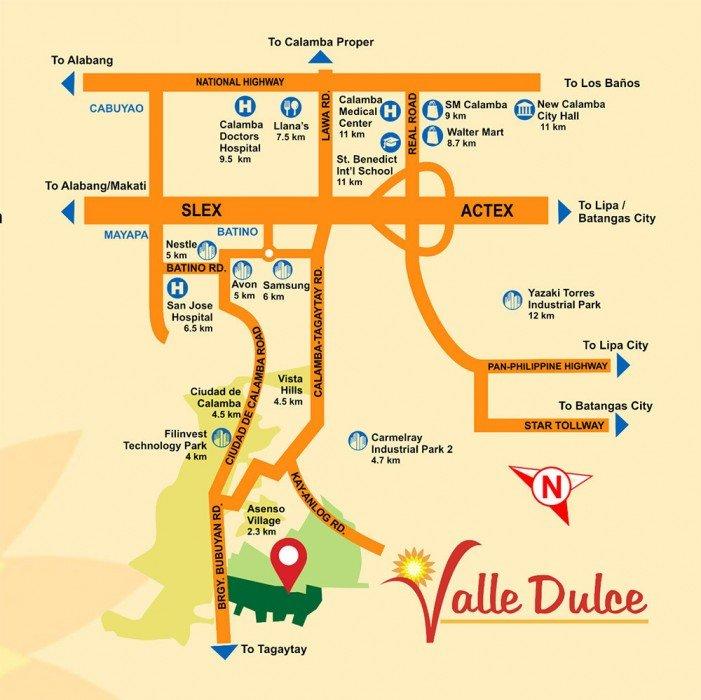 LocationMap-ValleDulceAtPuebloSolana-CalambaLaguna-FuturaByFilinvest