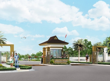 MainGateEntrance-Savannah-Fields-General-Trias-Cavite-Futura-By-Filinvest