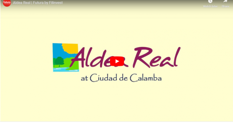 Video Thumbnail - Aldea Real at Ciudad de Calamba - Futura by Filinvest
