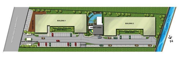 Site Development Plan - One Spatial - Ilo-ilo - Futura Homes by Filinvest
