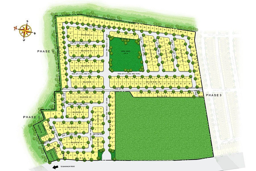 Ventura Real Site Development Plan