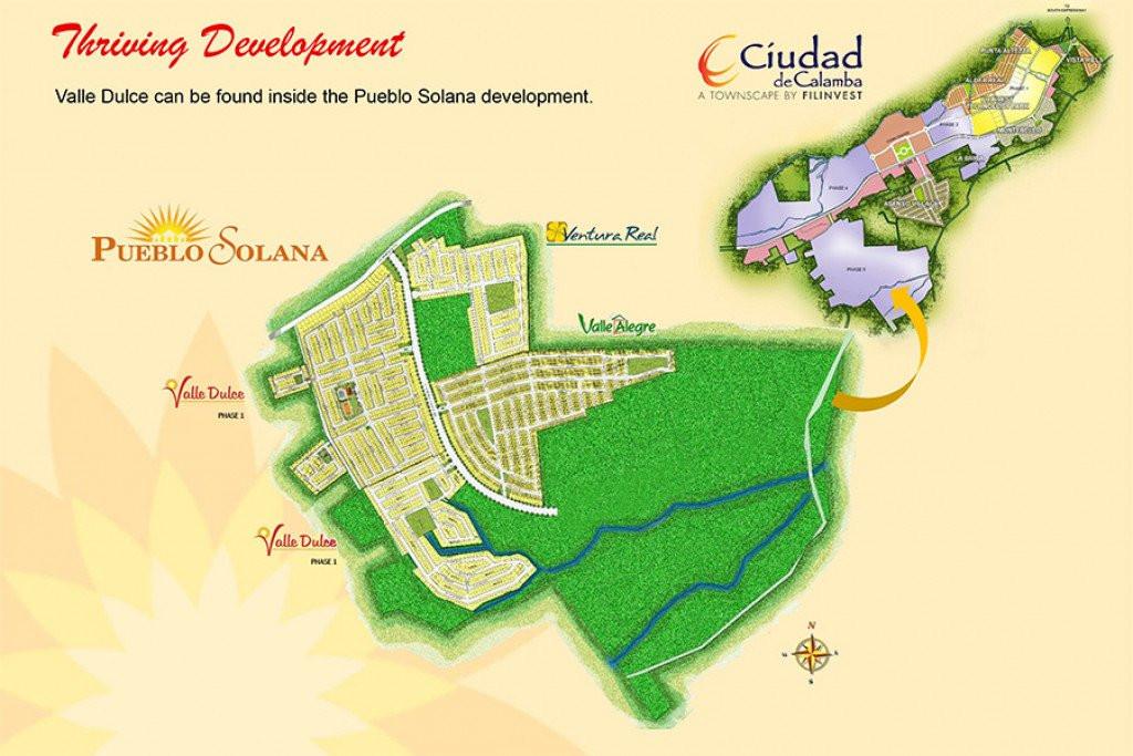 SiteDevelopmentPlan1-ValleDulceAtPuebloSolana-CalambaLaguna-FuturaByFilinvest