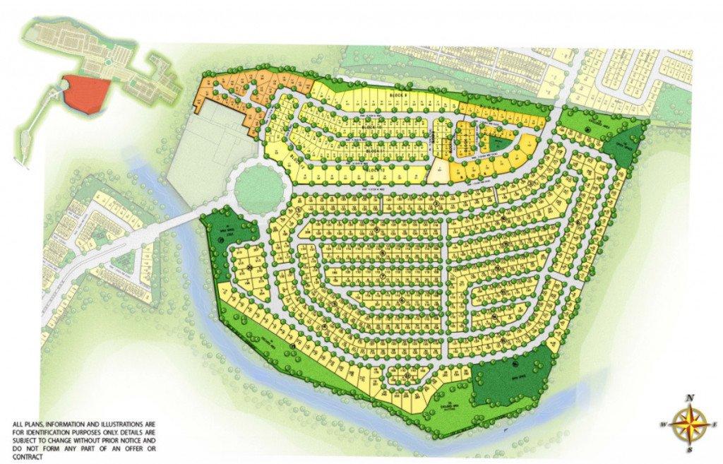Site Devt Plan - Palmridge - Sto. Tomas - Batangas - Futura Homes by Filinvest