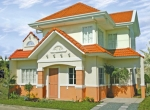 Walnut Expanded House Model - Crystal Aire - Gen Trias Cavite - Futura Homes by Filinvest