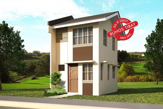 Danessa House Model - Meridian Place - Gen Trias Cavite - Futura Homes by Filinvest