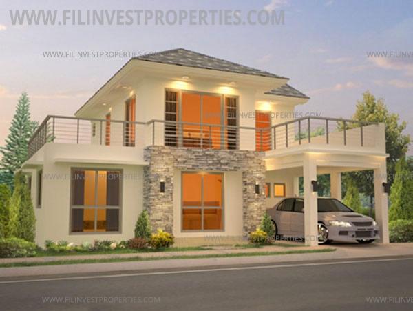 HeatherHouseModel-HighlandsPointeAtAvila-AngonoAntipoloTaytayRizal-AspireByFilinvest