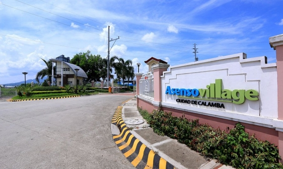 MainGateEntrance-AsensoVillageAtCiudadDeCalamba-Laguna-AspireByFilinvest