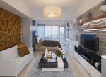 RoomModel 100West Makati AspireByFilinvest