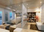 RoomModel2 100West Makati AspireByFilinvest