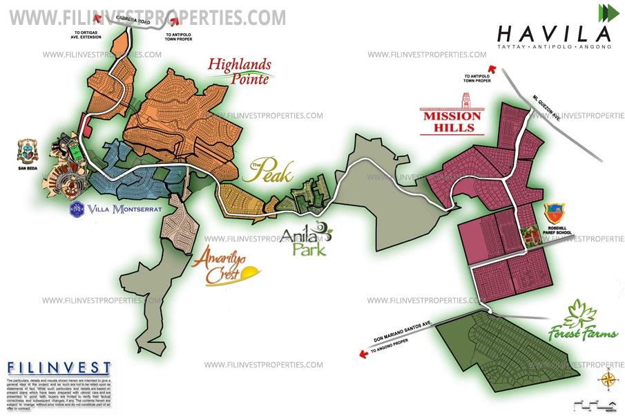 SiteDevelopmentPlan1-HighlandsPointeAtAvila-AngonoRizal-AspireByFilinvest