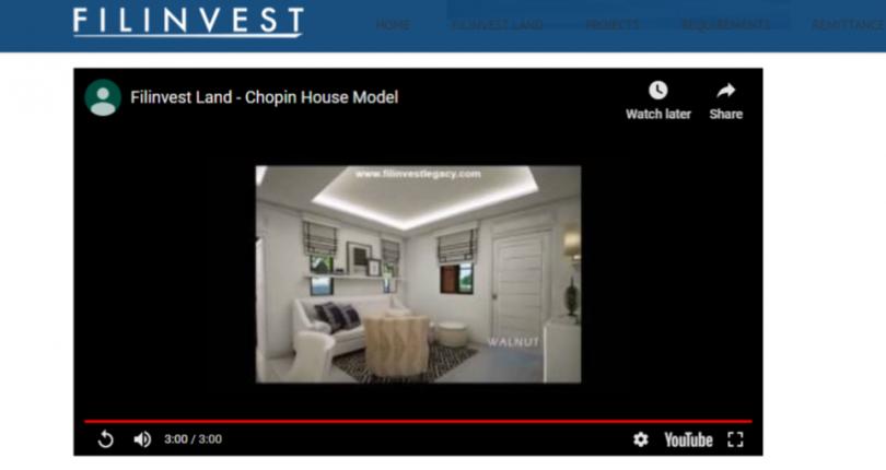 VideoThumbnail-ChopinHouseModel-AmarilyoCrestAtHavila-TaytayRizal-AspireByFilinvest