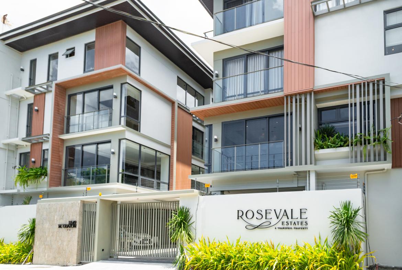 Rosevale Estates - Facade